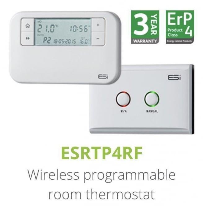 ESI Controls ESI Programmable Room Stat RF