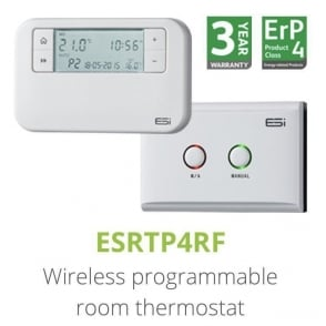 ESI Programmable Room Stat RF