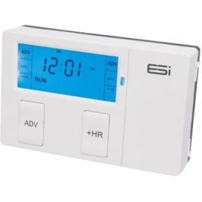 ESI Single Channel Central Heating Programmer