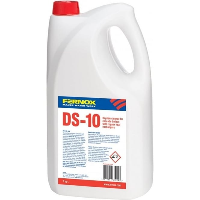 Fernox Chemicals DS-10 Dryside Cleaner 7kg