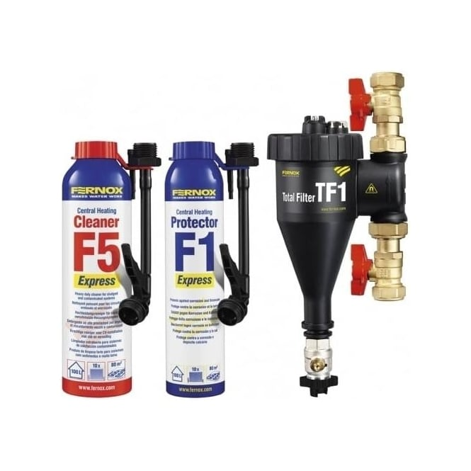 Fernox Chemicals TF1 Installers Pack