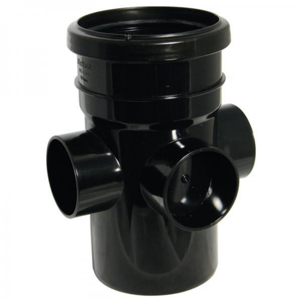 Floplast mm soil boss pipe socket spigo sp