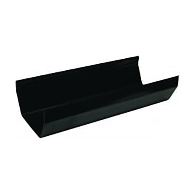 Floplast 114mm Square Gutter 2m RGS2