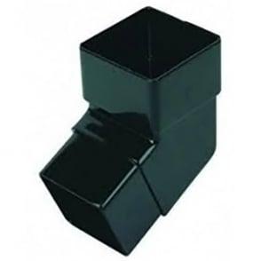 Floplast 65mm Square 112.5 Degree Offset Bend RBS2