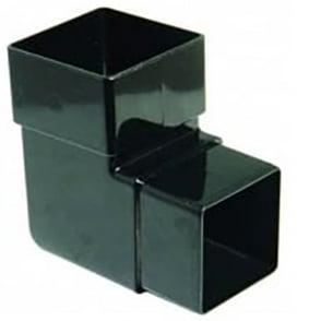 Floplast 65mm Square 92.5 Degree Offset Bend RBS1