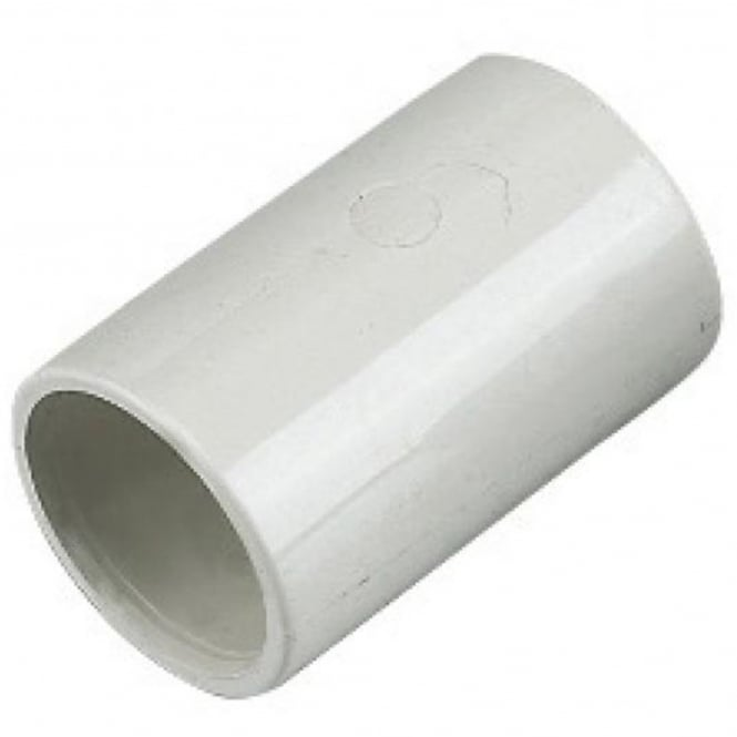 Floplast White Overflow Coupling 21.5mm OS10W