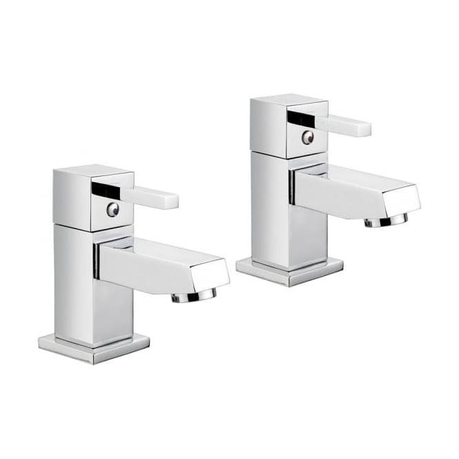 Fresssh Qupa Basin Pillar Taps