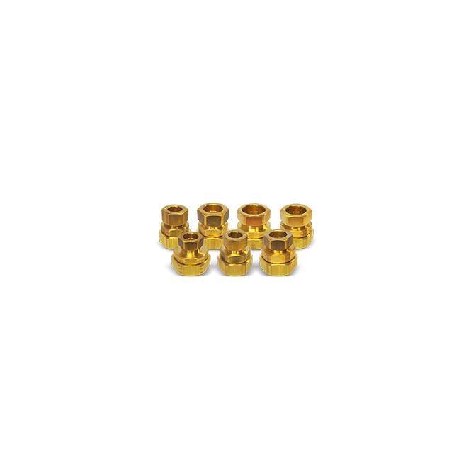 Gastite Copper Compression Fittings