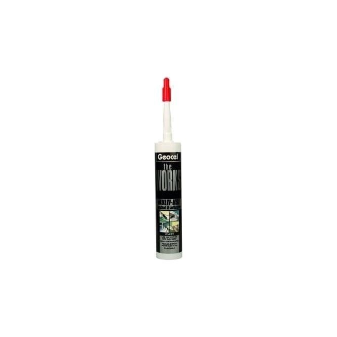 Geocel The Works Scypolmer Multi-Use Sealant & Adhesive