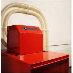 Grant Spiravac Wood Pellet Vacuum System