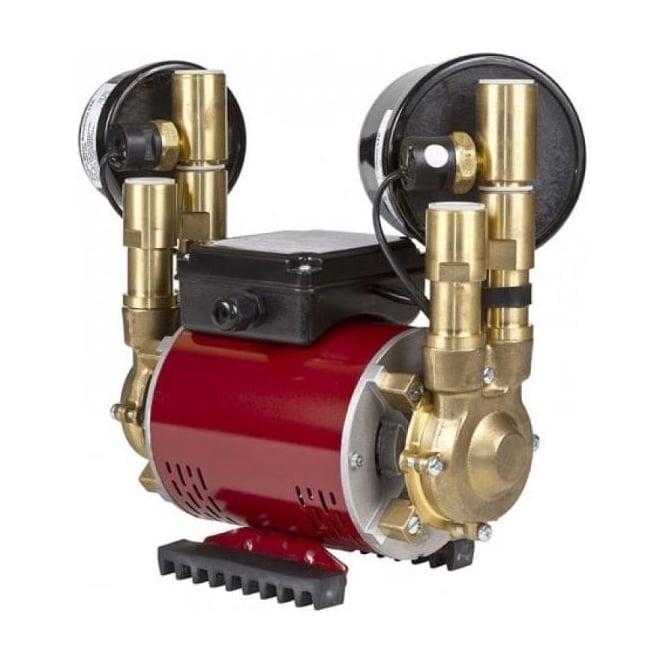 Grundfos AMAZON Brass Universal Range (Twin Impeller)