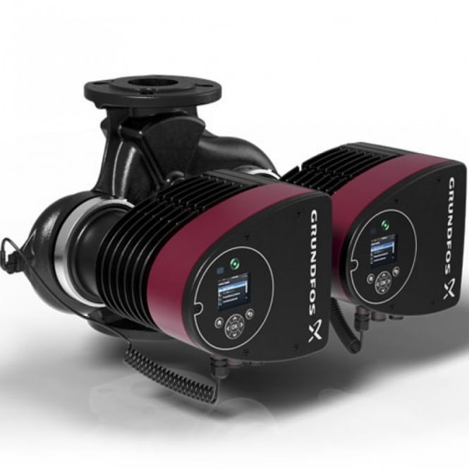 Grundfos Magna3 D (220/250) 'A' Rated/EuP Ready Variable Speed Circulator 240V Twin Head
