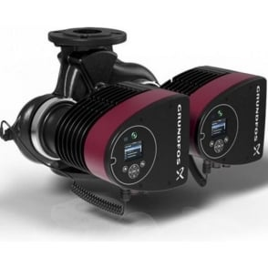 Grundfos Magna3 D (240) 'A' Rated/EuP Ready Variable Speed Circulator 240V Twin Head