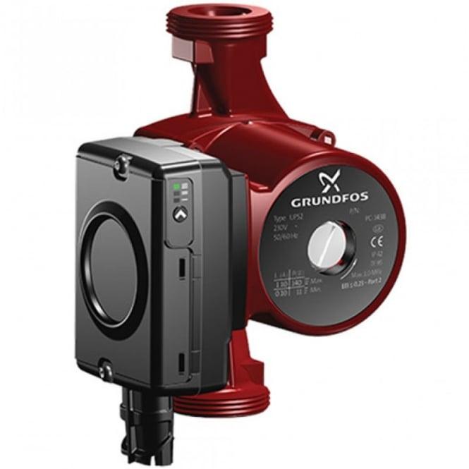 Grundfos UPS2 32-80 (180) A+ Eff Domestic/Light Commercial Heating Circulator 240V