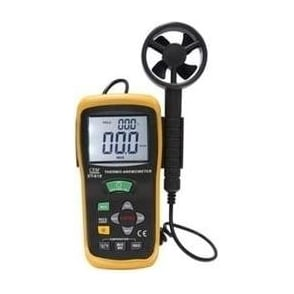 Digital Thermoanemometer