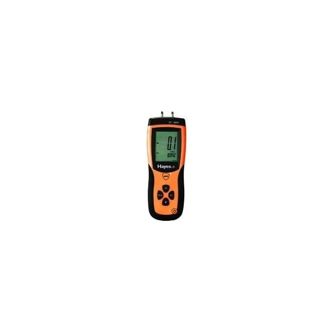 Hayes Products Digital Differential Pressure Meter