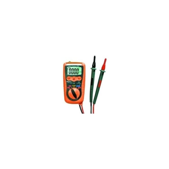 Hayes Products DT118 3 in 1 Auto Multimeter