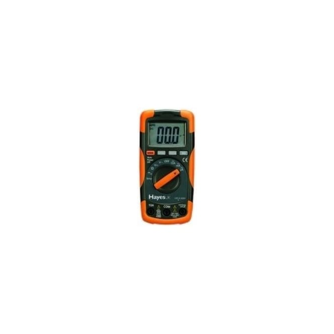 Hayes Products DT914 Low Cost Multimeter c/w Temperature