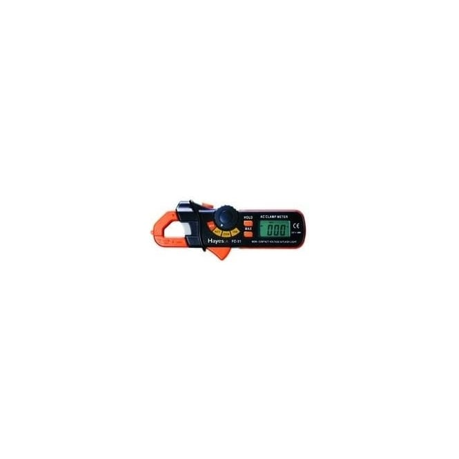 Hayes Products FC31 3 in 1 Clamp meter