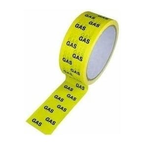 Gas Identification Tapes 38mm x 33m