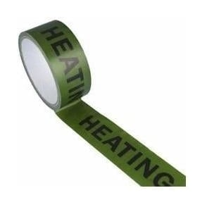 Heating Identification Tapes 38mm x 33m