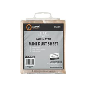Mini Dust Sheet - Bronze - 6' x 3'