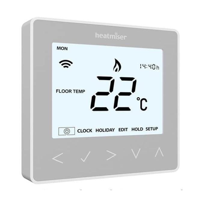 Heatmiser NeoStat 12v - Programmable Thermostat
