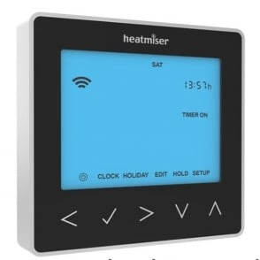 Heatmiser NeoStat-HW - Hot Water Programmer