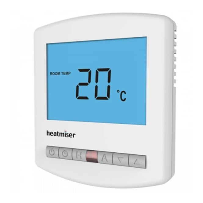 Heatmiser Slimline-N 12v Programmable Thermostat