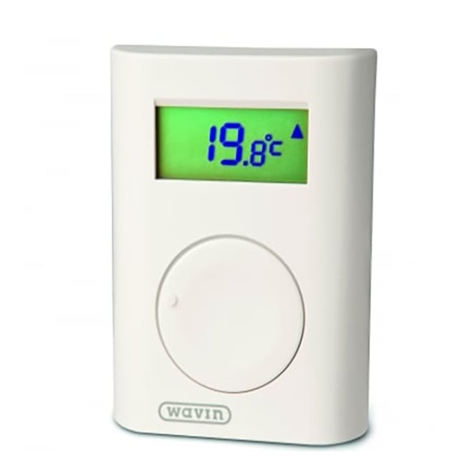 Hep2o UFH Wired Non-Prog Thermostat