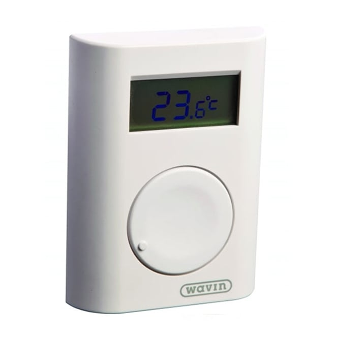 Hep2o UFH Wireless Prog Thermostat