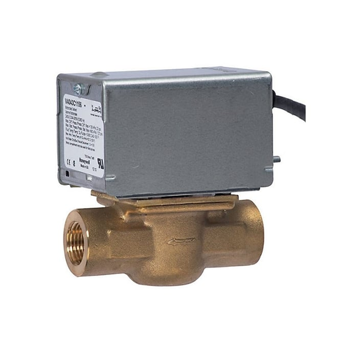Honeywell 2 Port Motorised Valve V4043C1156 V4043 - Central Heating ...