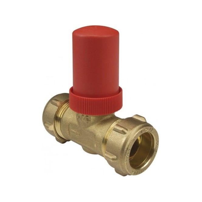 Honeywell mm straight bypass valve central heating