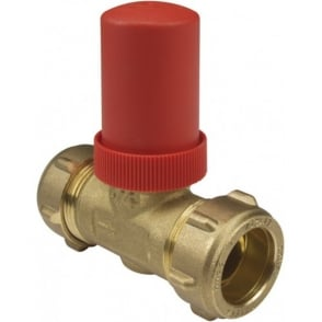 Honeywell 22mm Straight Bypass Valve
