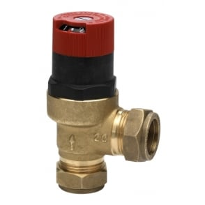 Honeywell Diff Bypass Valve 22mm
