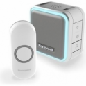 Series 5 Wireless Portable Doorbell With Halo Light, Sleep Mode & Push Button Grey DC515NG