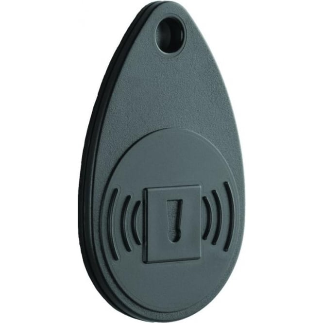 Honeywell (TAG4S) Contactless Tags (1 Black, 1 Red, 1 Blue & 1 Yellow)