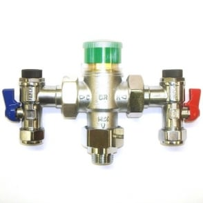 Thermostatic Mixing Valve 15mm TM200VP-3/4ZC