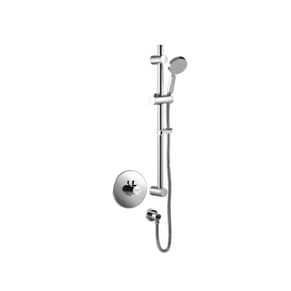 Colorado Walmart Shooting Suspect Probed On 1st Degree: Inta Puro Thermostatic Mini Concentric Dual Control Shower
