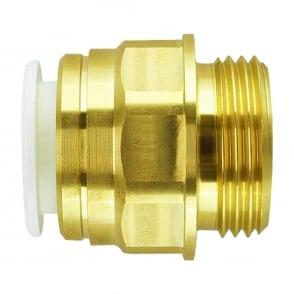 Brass Male Cylinder Adaptor