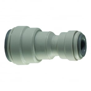 JG Unequal Straight Connector 15 x 3/8""