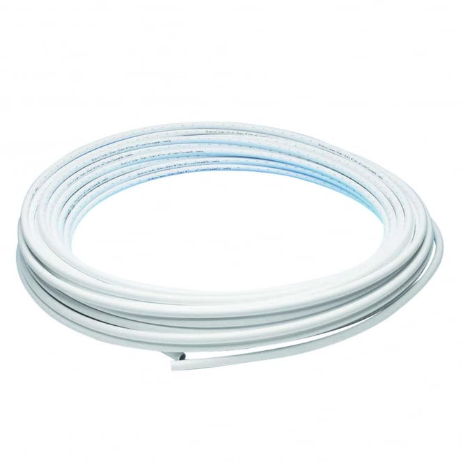 PIPELIFE 22MM X 25 METRE COIL LAY FLAT POLYBUTYLENE BARRIER PIPE FREE POST