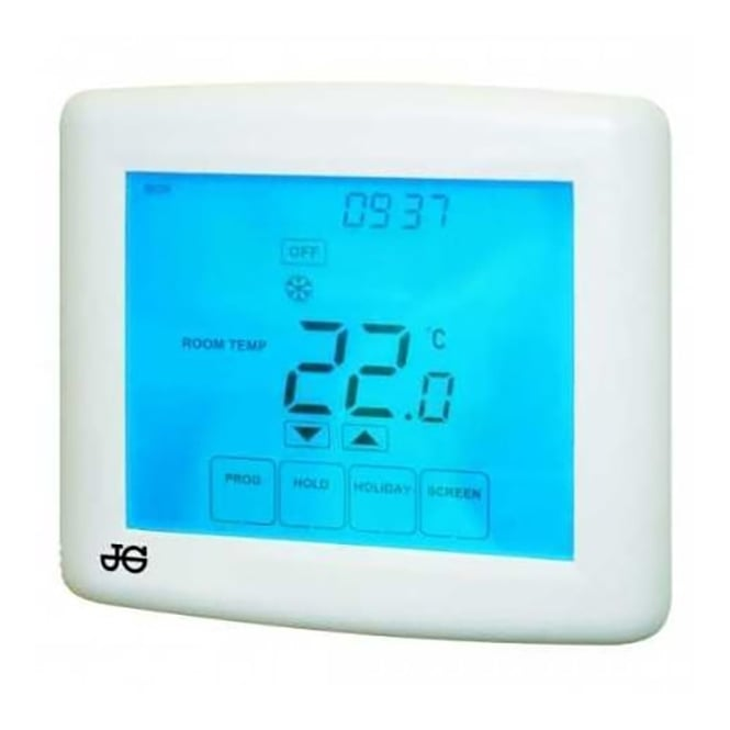John Guest Speedfit Underfloor Heating Touchscreen Room Thermostat JGSTATPLUS/TS/V3/