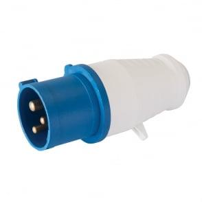 240v 16A Industrial Plug
