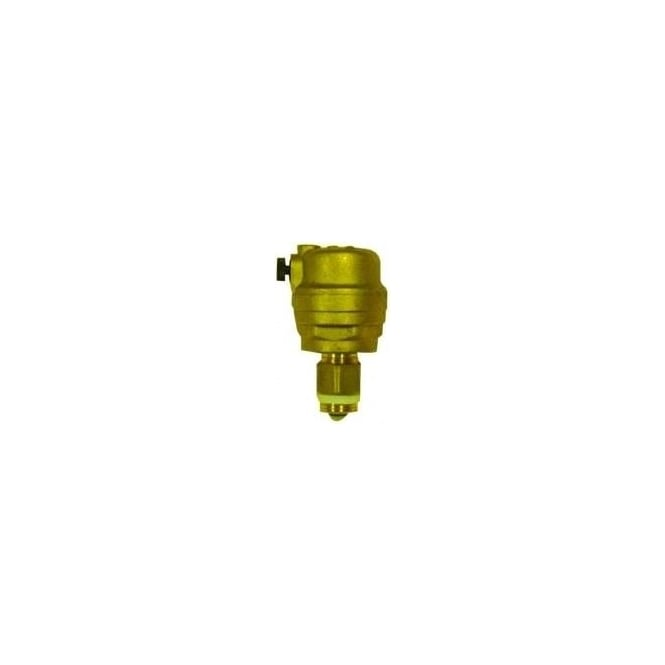 JTM Bottle air vent with check valve