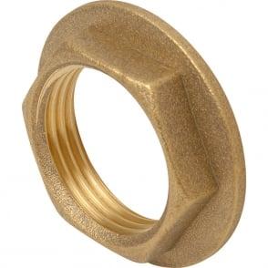 Brass Flanged Backnut