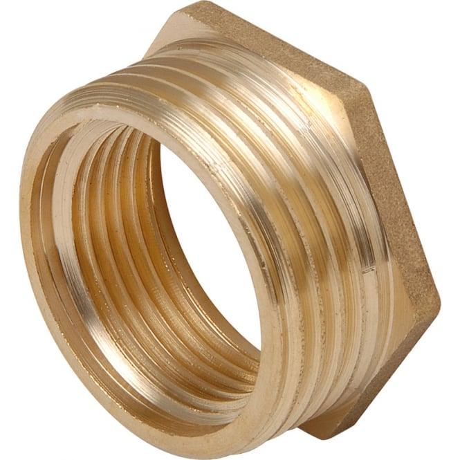 JTM Brass Hexagonal Bush