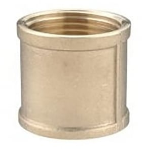 Brass Socket FxF
