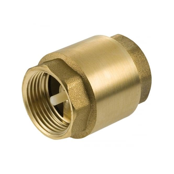 JTM Brass Ware Valves Brass Spring Check Valve  PN20