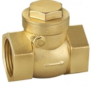 Brass Swing Check Valve  PN20